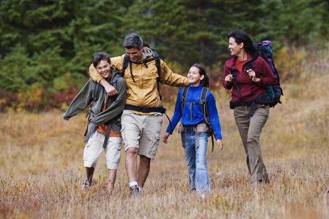 туризм фото подростки