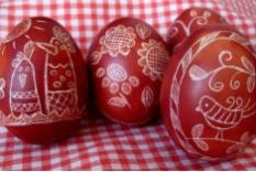 декора пасхальных яиц