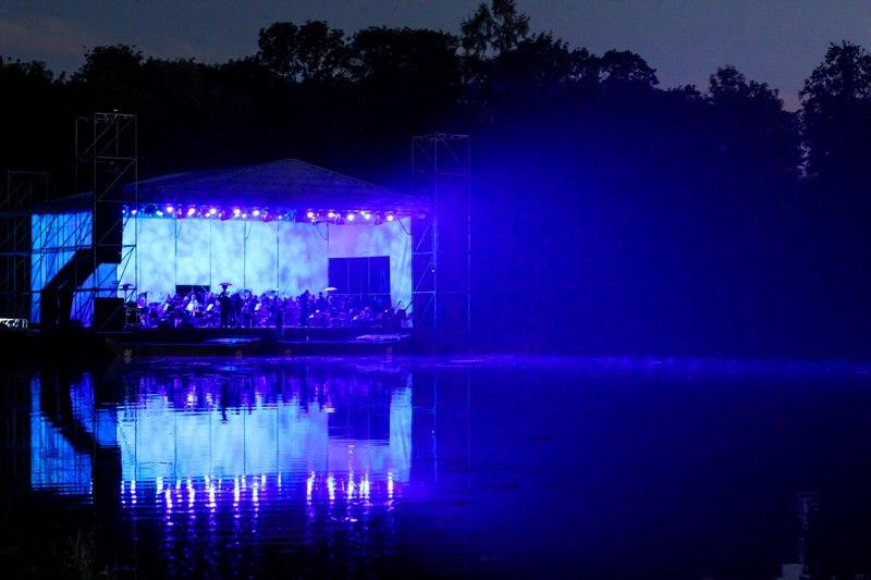 Ночь музыки 2014 Гатчина