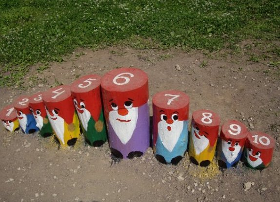 Поделки в детский сад на площадку своими руками фото