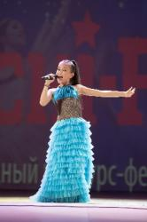Юная гатчинская вокалистка дарья ким